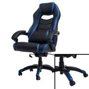Merax High-Back Executive Chair; Blue