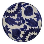 Le Souk Ceramique Jinane Stoneware Round Platter