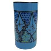 Le Souk Ceramique Sabrine Stoneware Utensil/Wine Holder