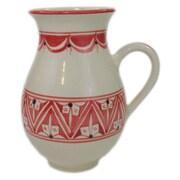 Le Souk Ceramique Nejma Stoneware 68 oz. Pitcher