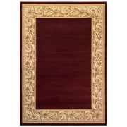 Balta Brooklyn Red Area Rug; 4' x 5'7''