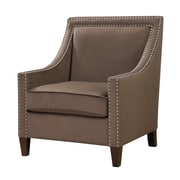 AC Pacific Christie Contemporary Fabric Arm Chair