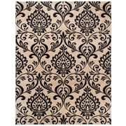 Balta Brooklyn Black/Beige Area Rug; 7' x 10'1''