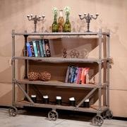 REZFurniture Stationary Serving Cart
