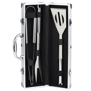 Picnic At Ascot Sting BBQ Camp 3 Piece Grilling Tool Set