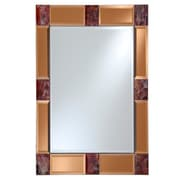Artistic Products Breeze Point Wall Mirror; 36'' H x 24'' W x 0.5'' D