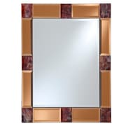 Artistic Products Breeze Point Wall Mirror; 40'' H x 30'' W x 0.5'' D