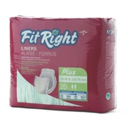 Medline FitRight Liners - Heavy - 13x30 - 20/Bag (FITLINER300)