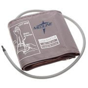 Medline Replacement Blood Pressure Cuffs - Large - Adult (MDS9972)