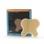 "Medline Exuderm Satin Hydrocolloid - 6.4""x6.5"" (MSC5475)"