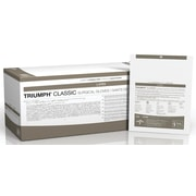 Medline Triumph Classic Latex Powder-Free Surgical Gloves - 6.5 - 50 Pair/Box (MSG5065)