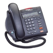 Avaya M3902 Single Line Corded Digital Telephone, Charcoal
