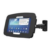 Compulocks MacLocks® Space Enclosure with Swing Arm for Galaxy Tab A Models, Black (827B680AGEB)