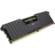 Corsair CMK32GX4M4A2400C14 Vengeance 32GB (4 x 8GB) DDR4 SDRAM DIMM DDR4-2400/PC4-19200 Memory Module
