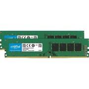 Crucial™ CT2K4G4DFS824A 8GB (2 x 4GB) DDR4 SDRAM UDIMM DDR4-2400/PC4-19200 Desktop Memory Module