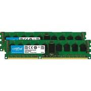 Crucial™ CT2K8G3ERSLS4160B 16GB (2 x 8GB) DDR3 SDRAM RDIMM DDR3-1600/PC3-12800 Server Memory Module