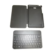 Dell™ Black Wireless Keyboard with Folio Case for Venue 8 Pro Tablet (HP4GD)