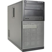 Dell™ OptiPlex 390 Intel Core i3-2120 3.3 GHz 250GB HDD 4GB RAM Windows 7 Professional Refurbished Desktop Computer