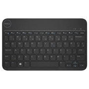 Dell™ Black Wireless Keyboard for Tablet (VVW7X)