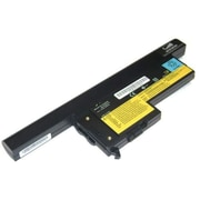 eReplacements Black 5200 mAh Lithium-Ion Laptop Battery for Lenovo ThinkPad X61 Notebook (40Y7003-ER)