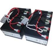 eReplacements Sealed Lead Acid Battery Unit for APC 2200/2200VA Smart-UPS (SLA12-ER)