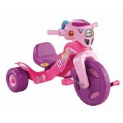 Fisher-Price Barbie Lights and Sounds Trike Toy, Pink (X6020)