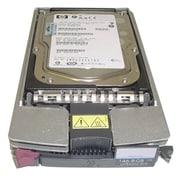 HP® 286716-B22 146.8GB SCSI Hot-Plug Internal Hard Drive, Black/Silver