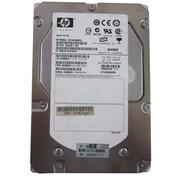HP® DF0450B8054 450GB SAS 3 Gbps Hot-Plug Internal Hard Drive, Black/Silver