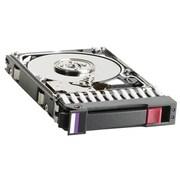 HP® 512743-001 72GB SAS 6 Gbps Hot-Plug Internal Hard Drive, Black/Silver