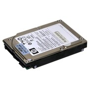 HP® DG072ABAB3 72GB SAS 3 Gbps Hot-Plug Internal Hard Drive, Black/Silver