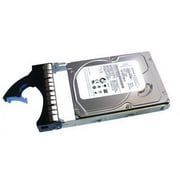 IBM® 49Y1856 300GB SAS 6 Gbps Hot-Swap Internal Hard Drive, Black/Silver