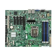 Intel® 32GB DDR3 SDRAM Micro ATX Server Motherboard, Socket LGA1155 (DBS1200BTSR)
