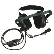 KENWOOD KHS-10-BH Over-the-Head Noise-Reduction Headset for TK-208/TK-2160 Two Way Radio