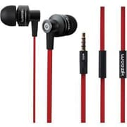 MYEPADS® Wired In-Ear Stereo Earphone (W-350- BLK)