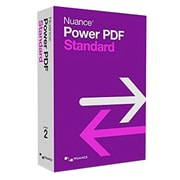 Nuance® Power PDF Standard 2.0 Business Software, Windows (AS09A-K00-2.0)