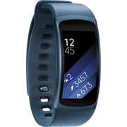 Samsung Gear Fit2 Large Fitness Band for Smartphones, Blue (SM-R3600ZBAXAR)