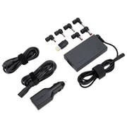 Targus® Black 65W AC/DC Ultra-Slim Universal Charger for Acer/Asus/Dell/HP Laptops (APM92USZ)