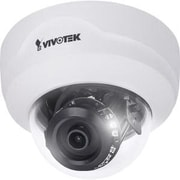 VIVOTEK FD8169A Wired Fixed Dome Network Camera, Black/White