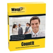 Wasp® 633808341237 1 User CountIt Inventory Software