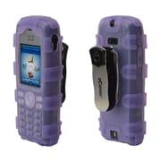 zCover® Dock-in-Case® Ruggedized Case for Cisco Unified Wireless IP Phone 7925G, Purple (CI925HJU)