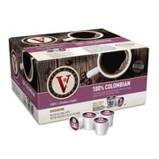 Victor Allen's Coffee 100 Percent Colombian Single Serve Cups, 80ct