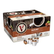 Victor Allen's Coffee Hazelnut Single Serve Cups, 80ct