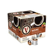 Victor Allen's Coffee Hazelnut Single Serve Cups, 42ct