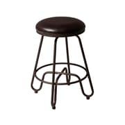 Laurel Foundry Modern Farmhouse Ephraim 26'' Swivel Bar Stool