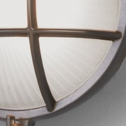 Norwell Lighting Monterey Outdoor 3-Light Lantern Head; Bronze