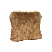 FABULOUS-FURS Limited Edition Series Throw Pillow; 24'' H x 24'' W x 6'' D