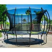 SKYBOUND Stratos 12' Trampoline w/ Safety Enclosure