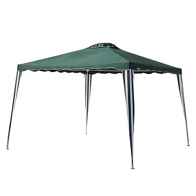Aleko 10 Ft. W x 10 Ft. D Canopy WYF078279618806