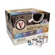 Victor Allen's Coffee Variety Pack Single Serve Cups, 120ct