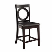 Powell Brigham 24.25'' Bar Stool (Set of 2)